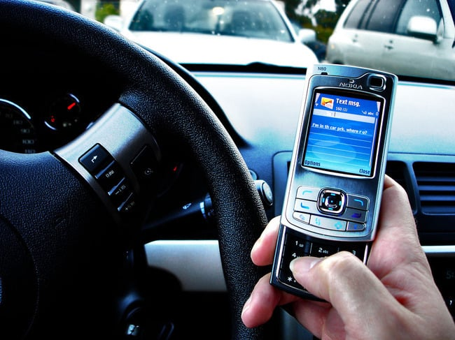 Have you texted while driving?